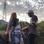 Omar Al Abdul Razzak rueda en Tenerife su primera película de ficción: 'Matar cangrejos'