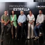 Canal Cocina presenta 'Productores con estrella', su nueva producción original