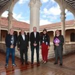 Spain Film Commission yBritish Film Commission firman un acuerdo de colaboración en Valladolid