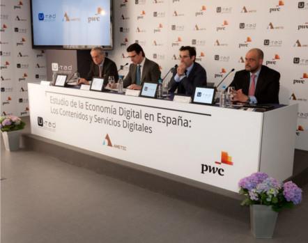 AMETIC estudio contenidos digitales 2011
