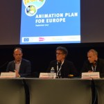 Europa más cerca de un plan para la animación: más financiación, más marketing y más profesionales son los objetivos fijados ante Bruselas