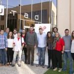 Los alumnos del Proyecto PRO de la Fundación Atresmedia comienzan su formación en animación en U-tad