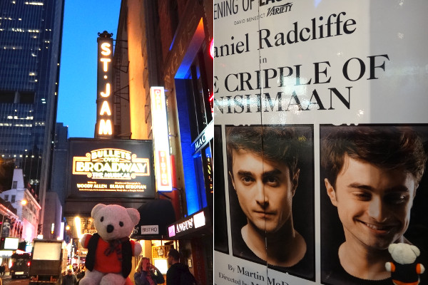 Broadway Balas sobre Broadway The Cripple of Inishmaan