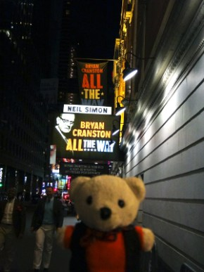 Broadway Bryan Cranston