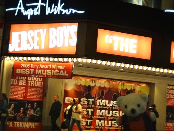 Broadway The Jersey Boys