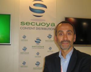 Carlos Benito Secuoya MIPCOM 2013