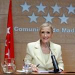 Cifuentes propone refundar Telemadrid