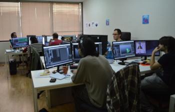DEEP equipo animadores 2
