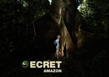 David Beriain SECRECT AMAZON