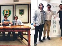 El cluster vasco EIKEN firma varios acuerdos de colaboración con asociaciones de Argentina