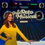 Eva González presentará en La 1 la adaptación del concurso musical 'The Big Music Quiz'