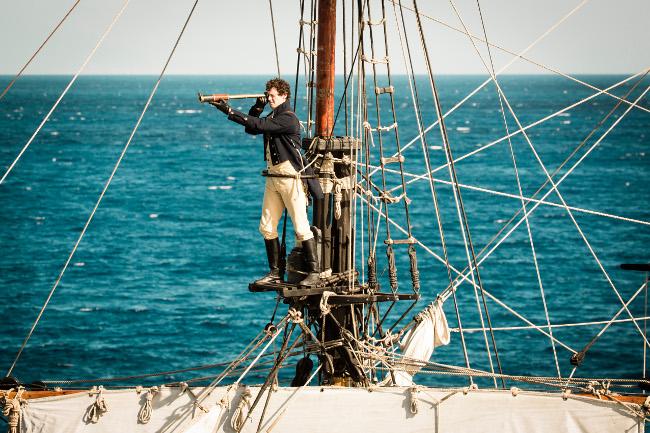 En el corazon del mar CATALEJO