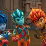 Planeta Junior, Kotoc y Giochi Preziosi presentan en MIPJUNIOR la serie de animación 3D 'Gormiti'