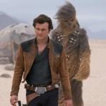 'Han Solo' no puede con la Final de la Champions y la taquilla del 'Top 20' retrocede un 17,3 por ciento en el último fin de semana de mayo