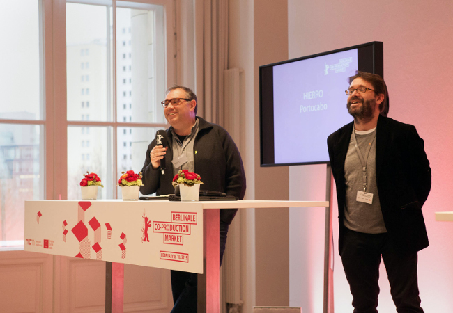 Hierro pitch berlinale2015