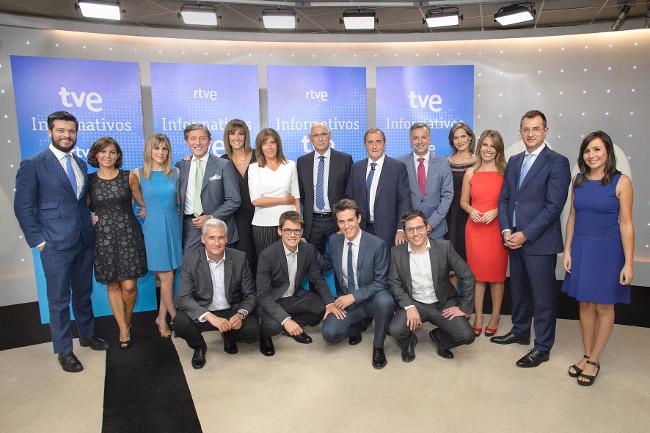Informativos TVE 2016 2017