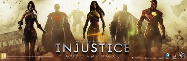 Injustice Gods Among us d