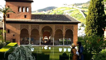 Isabel en Granada