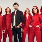 Netflix da luz verde a la continuación de 'La Casa de Papel'