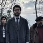 'La Casa de Papel': Úrsula Corberó, Alba Flores y Álvaro Morte, protagonistas de los fiction stories