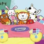 'La gata Lupe' lanza una app para que los niños repasen inglés