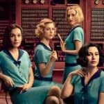 Netflix revela nuevas imágenes de 'Las chicas del cable'