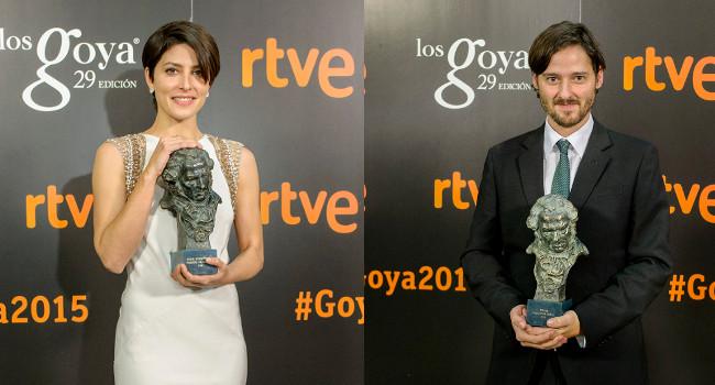 Lennie Marcet Goya 2015