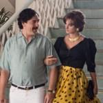 'Loving Pablo' lideró el ranking de taquilla en Italia el pasado fin de semana