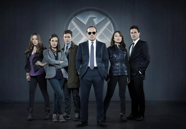 Marvel Agents of Shield d