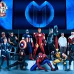 Barcelona acogerá el próximo mes de noviembre 'Marvel Universe LIVE! Súper Héroes en Acción'