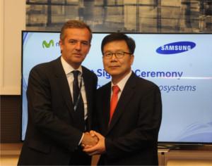 Movistar TV Samsung