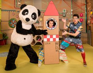 Panda Y La Nave De Cartón Nuevo Programa Original De Canal Panda Audiovisual451