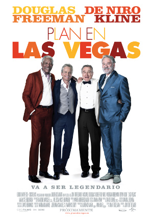 Plan en Las Vegas cartel
