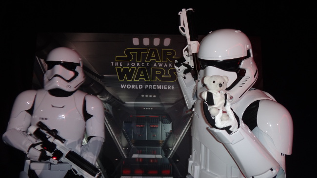 Raimundo Hollywood Star Wars 2015 1