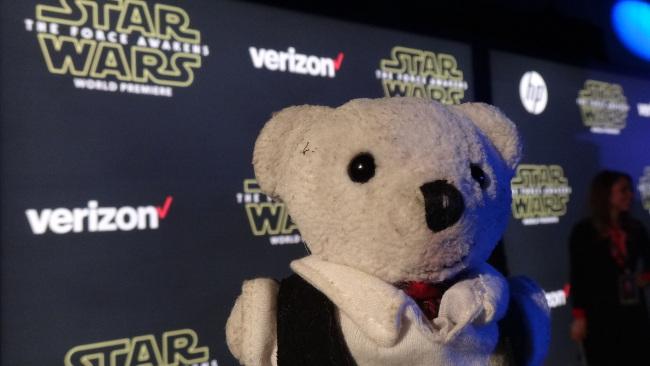 Raimundo Hollywood Star Wars 2015 3