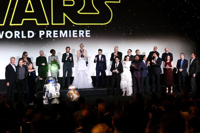 Raimundo Hollywood Star Wars 2015 Cast
