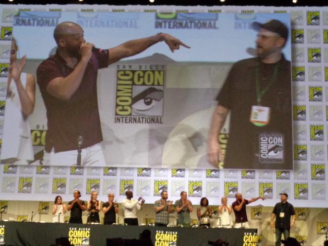 Raimundo Hollywood Suicide Squad ComicCon 2015