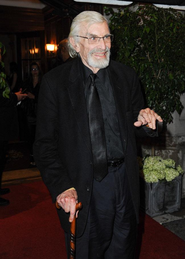 Raimundo Hollywood Toronto 2015 Martin Landau