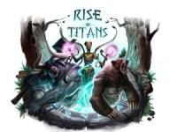 El estudio independiente GiantFox presenta 'Rise of Titans' en Steam