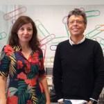 Conociendo a Plano a Plano: Rocío Martínez y Juan Carlos Cueto, productores ejecutivos y guionistas