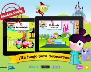 SAndra Casos app