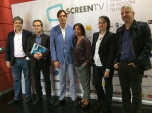Screen TV presentacion