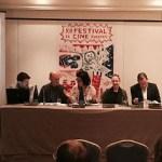 Seis largometrajes en proyecto se presentan en Sevilla
