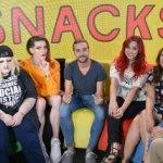 'Snacks de tele' – estreno 15 de julio en Cuatro