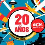 Sol Música cumple 20 años apoyando a los artistas españoles