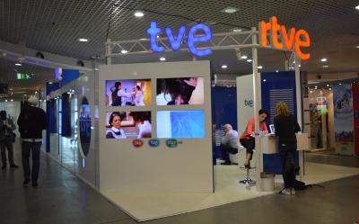 TVE MIPCOM 2015