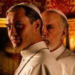 Jude Law y John Malkovich, en la primera imagen fija de 'The New Pope'