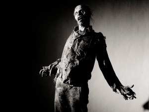 The walking dead T4 dentro