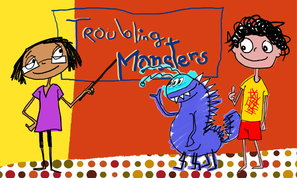 Troubling Monsters 1