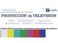 Curso de producción televisiva impartido por Veralia